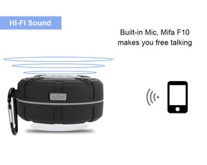 Mini Wireless Bluetooth Speaker