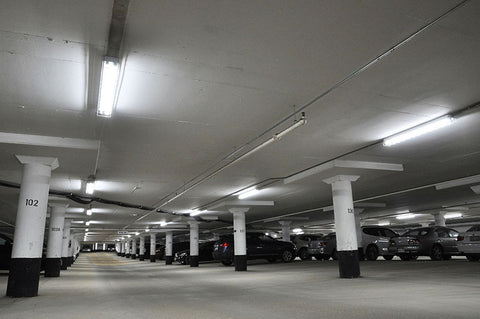 Mon Sheong Court Parking Lot