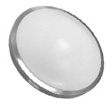 14-inch LED Flush Mount (Metal Rim)