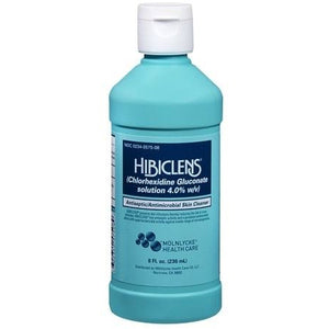 Hibiclens Antimicrobial - Antiseptic Skin Cleanser 16 Fluid Oz