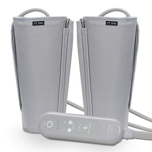 Set Of Air Leg Massager - Improves blood circulation