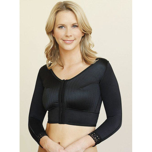 Female Bra Vest with Sleeves