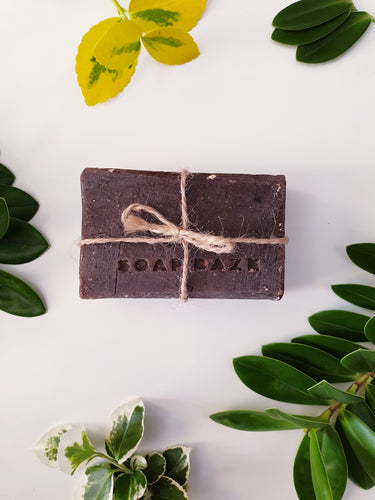 Coffee & Raw Cacao Natural & Handmade Soap Bar