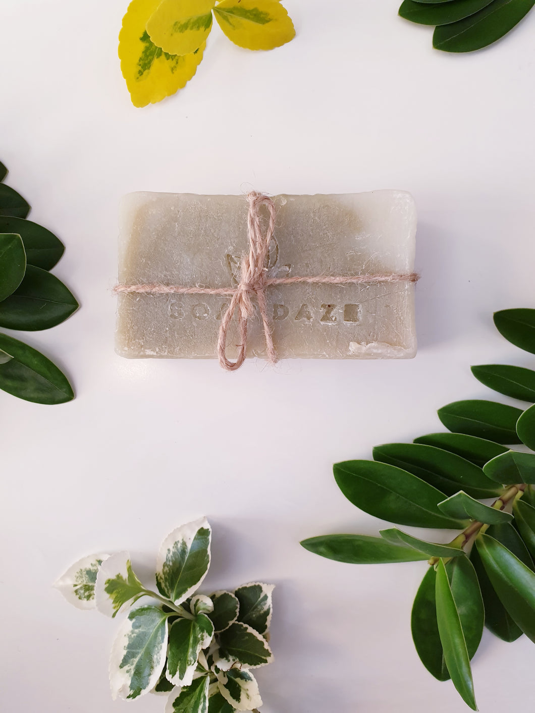 Tea Tree & Spirulina Natural & Handmade Soap Bar