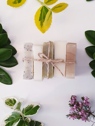 Mutli-Pack of Handmade Vegan Soaps