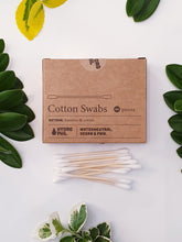 Bamboo Cotton Swabs - HydroPhil