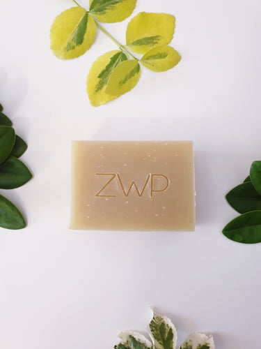 Coconut Milk Shampoo Bar - Zero Waste Path