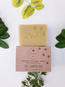 Dog Shampoo Bar - Zero waste Path