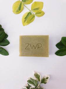 Shea Butter Soap Bar - Zero Waste Path