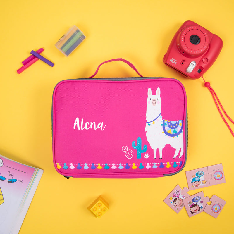 Llamazing Lamas Bag - Ellybean Designs