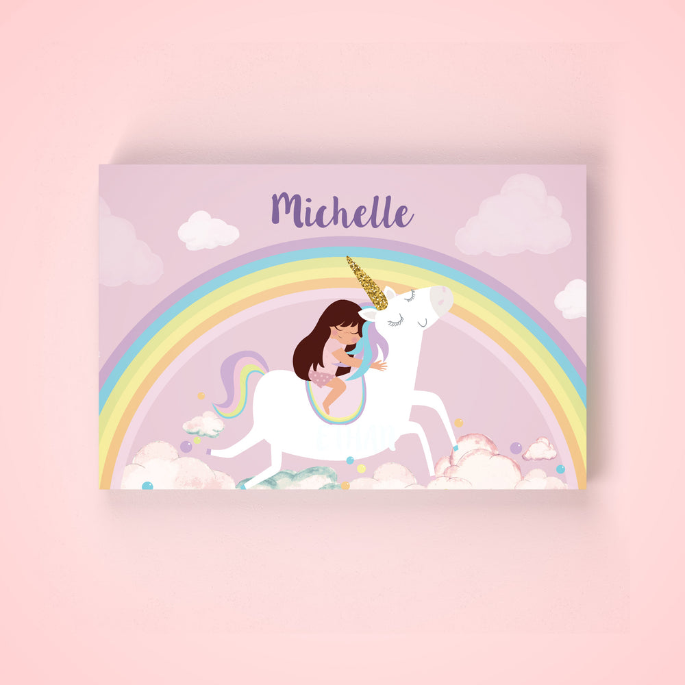 Unicorns & Rainbows - Ellybean Designs