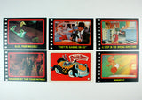 Vintage 1980's Who Framed Roger Rabbit Trading Card Set