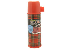 Aladdin Heritage Plaid Vacuum Flask Thermos