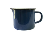 Blue Enamel Measuring Cup