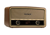 Bush Heritage Digital Retro Radio
