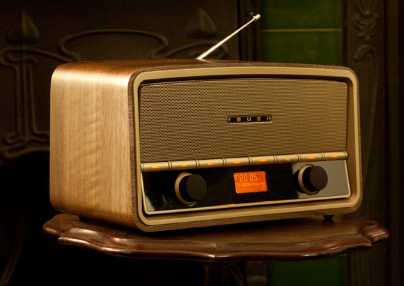 Bush Heritage Digital Retro Radio Vintage And Nostalgia Co