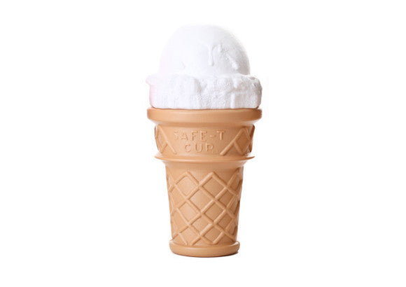 Ice Cream Money Box - White Scoop