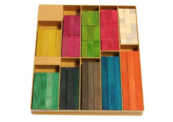 Original Cuisenaire Rods Set