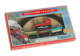 Traditional Miniature Train Set