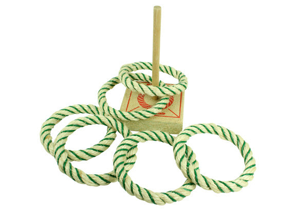 Junior Quoits Set - Green
