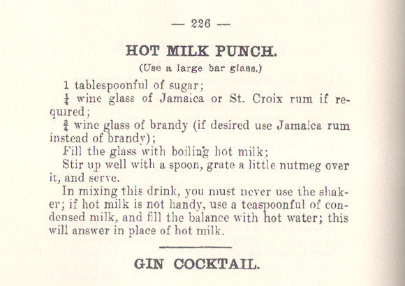 harry johnson bartender manual 1882
