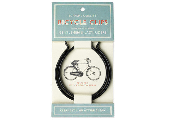 Bicycle Clips
