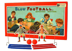 Blow Football Classic Game
