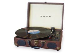 Bush Portable Retro Turntable BRT103EUSB