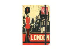 Cavallini and Co Notebook - London