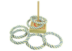 Junior Quoits Set - Blue