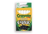 Crayola Chalk Sticks - Set of 12