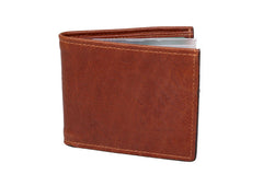 Duluth Bifold 5 Pocket Wallet - Brown Leather