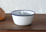 Falcon Enamel Pudding Basin - 14cm