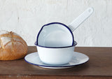 Falcon Enamel Pudding Basin - 16cm