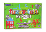 Fuzzy Felt My House