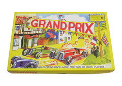 Grand Prix Board Game