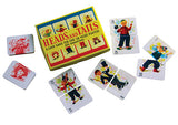 Heads And Tails Card Game
