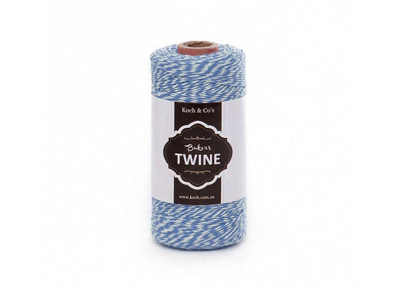 Bakers Twine - Blue