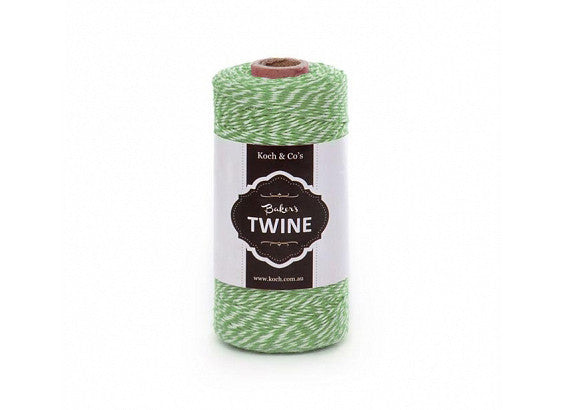 Bakers Twine - Green