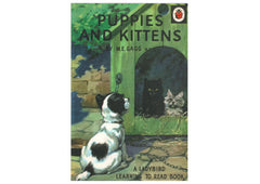 Ladybird Notebook - Puppies and Kittens