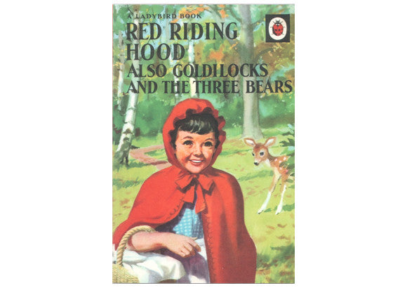 Ladybird Notebook - Red Riding Hood