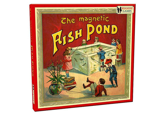 Magnetic Fish Pond Game