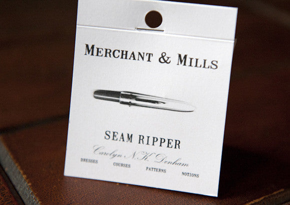 Merchant and Mills Seam Ripper