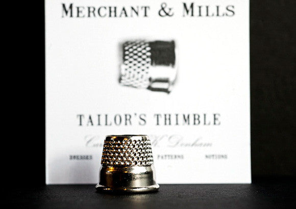 Merchant and Mills Tailor's Thimble