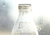 Vintage Milk Bottle - One Pint