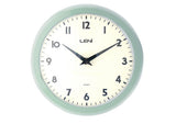 School Wall Clock - Mint Green
