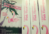 Original Don Featherstone Pink Flamingos - Pair