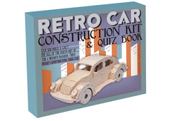 Retro Car Construction Kit