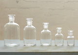 Science Apothecary Jar - Clear