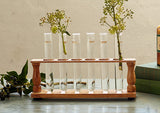 Science Test Tube Rack - Wooden